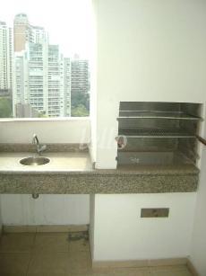 CHURASQUIRA  - Apartamento 3 Dormitórios