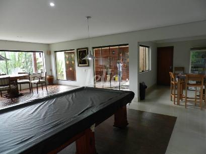 SALA DE JOGOS - Casa 4 Dormitórios