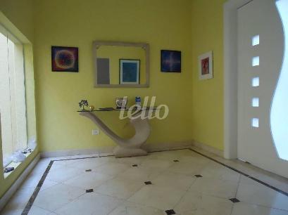 HALL DE ENTRADA - Casa 5 Dormitórios
