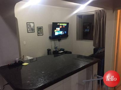CAZINHA E SALA  - Apartamento 1 Dormitório