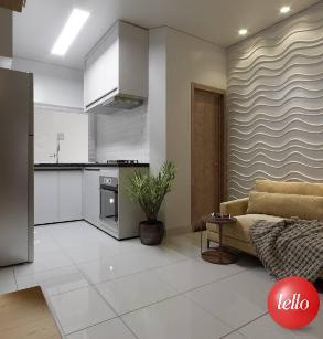 SALA ESTAR E COZINHA AMERICANA899C428F8ADF - Apartamento 2 Dormitórios