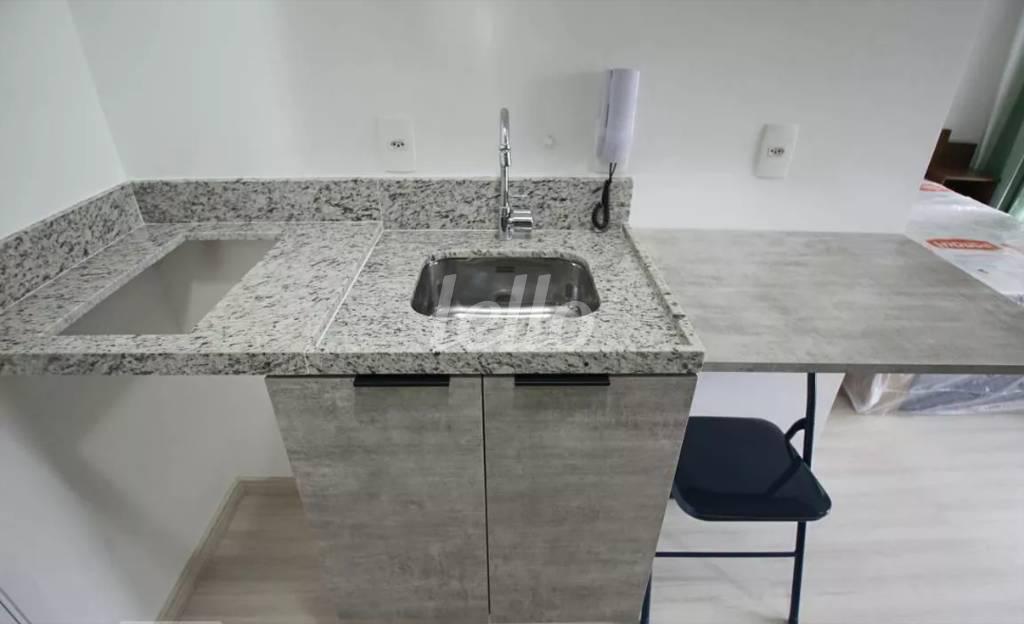 PIA COZINHA - Apartamento 1 Dormitório