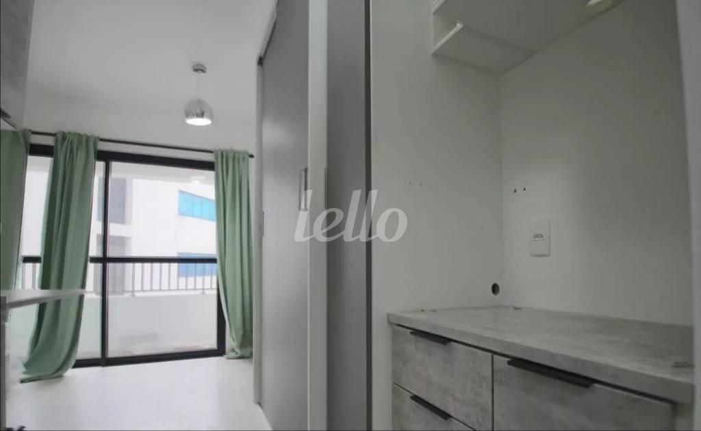 ARMÁRIO - Apartamento 1 Dormitório