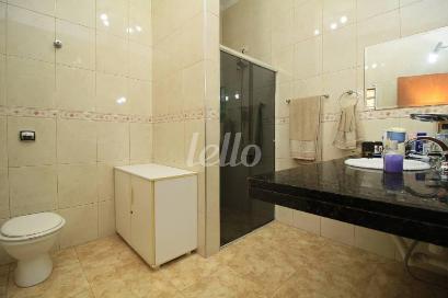 BANHEIRO SOCIAL - Casa 5 Dormitórios