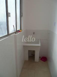 ÁREA SERVIÇO - Apartamento 2 Dormitórios