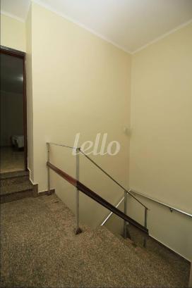 ESCADA INTERNA - Casa 5 Dormitórios