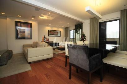 SALA AMBIENTES - Apartamento 3 Dormitórios