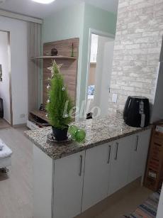 COZINHA AMERICANA - Apartamento 1 Dormitório