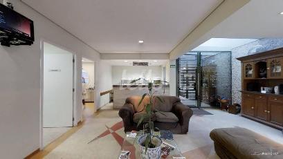 HALL DE ENTRADA - Casa 10 Dormitórios