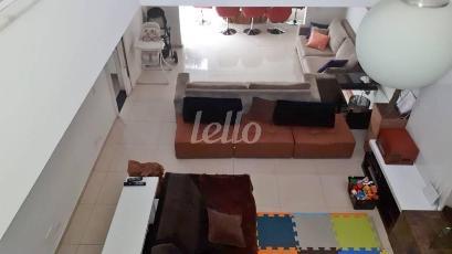 LIVING - Casa 4 Dormitórios