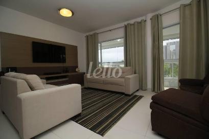 SALA DE TV - Apartamento 3 Dormitórios