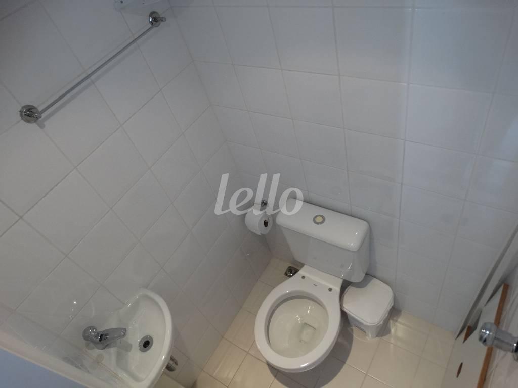 BANHEIRO SERVIÇO - Apartamento 3 Dormitórios