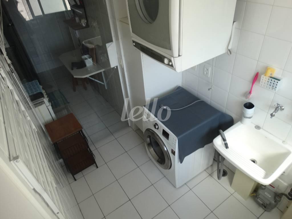 SERVIÇO - Apartamento 3 Dormitórios