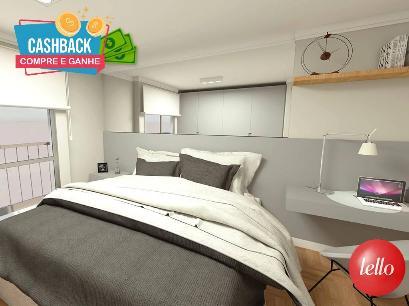SUÍTE 1 - Apartamento 3 Dormitórios