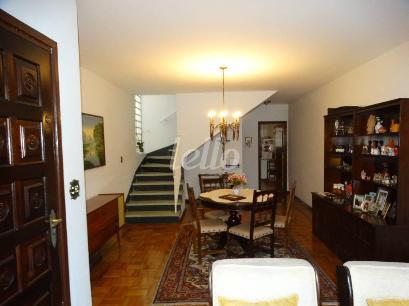 SALA AMBIENTES - Casa 3 Dormitórios