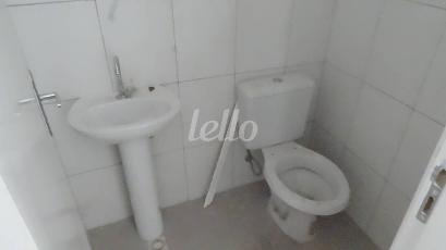 BANHEIRO - Salão