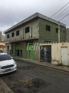 FACHADA  LATERAL - Prédio Comercial