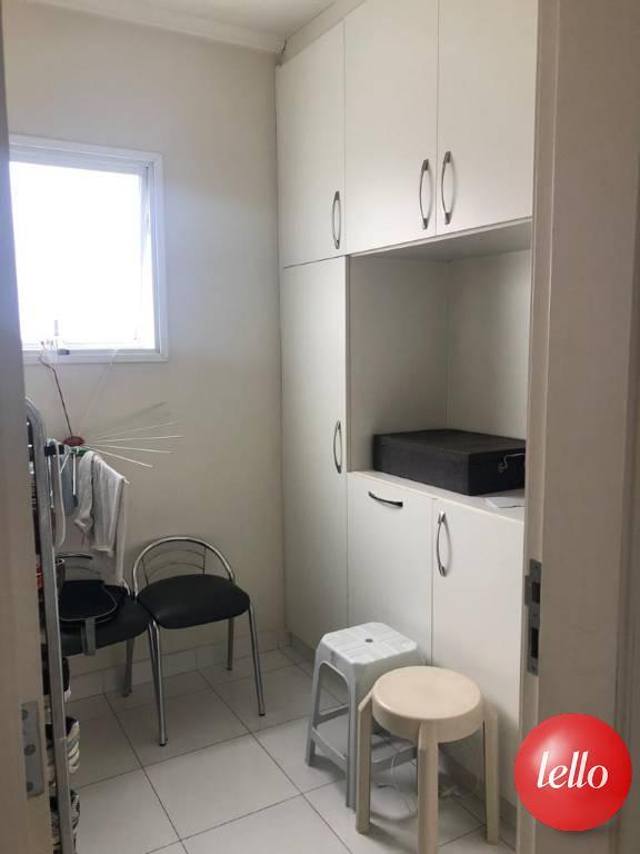 AREA DE SERVIÇO  - Apartamento 4 Dormitórios