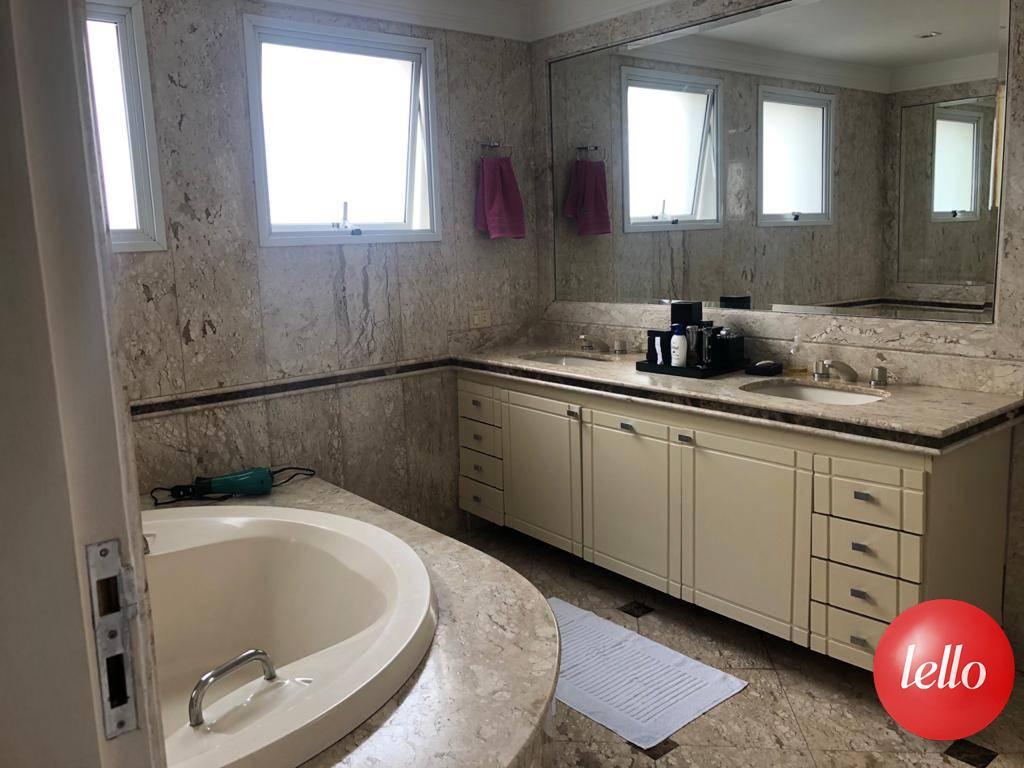 BANHEIRO SUITE MASTER 3 - Apartamento 4 Dormitórios