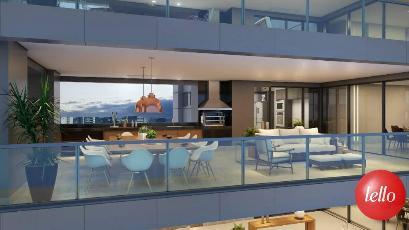 VARANDA GOURMET - Apartamento 4 Dormitórios