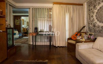 SALA DE LAZER - Casa 4 Dormitórios
