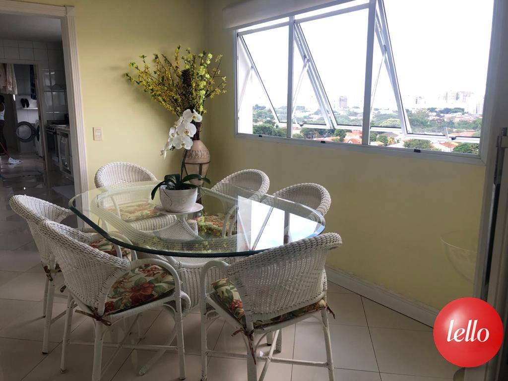 SALA ALMOÇO - Apartamento 4 Dormitórios