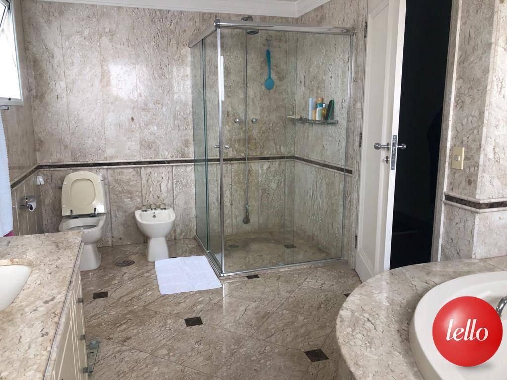 BANHEIRO SUITE MASTER 2 - Apartamento 4 Dormitórios