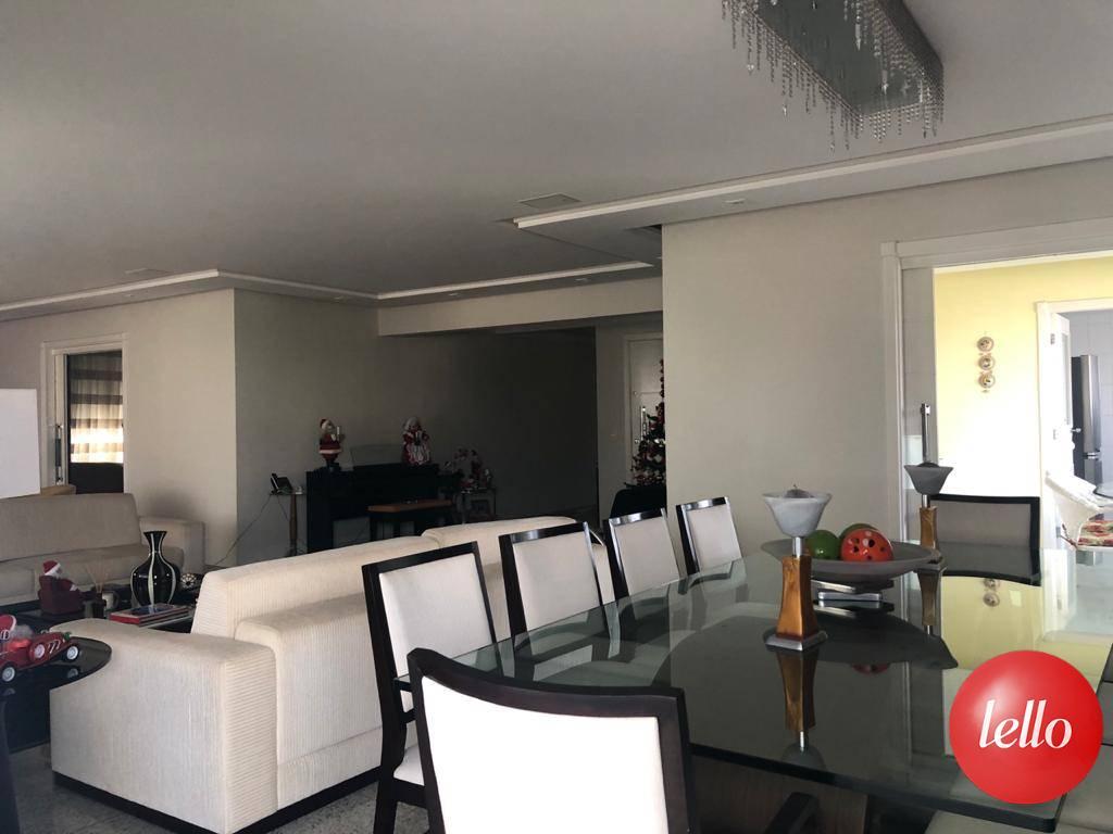 SALA JANTAR  - Apartamento 4 Dormitórios
