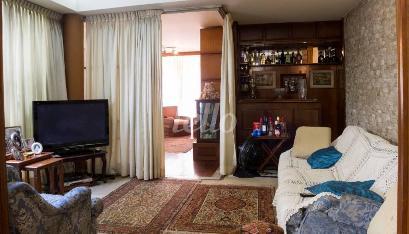 SALA DE TV 1 - Casa 4 Dormitórios