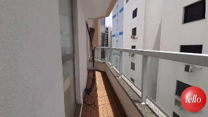 VARANDA LATERAL - Apartamento 4 Dormitórios