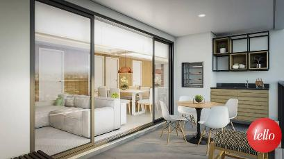 VARANDA GOURMET - Apartamento 3 Dormitórios