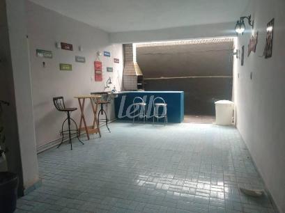 ÁREA GOURMET - Casa 3 Dormitórios