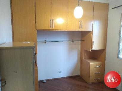 DORMITÓRIO DE CASAL - Apartamento 2 Dormitórios