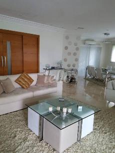 SALA TRÊS AMBIENTES - Apartamento 4 Dormitórios