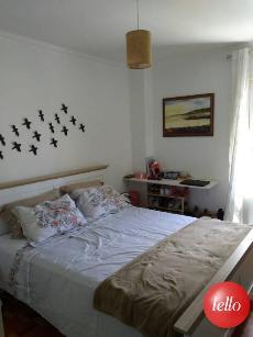 QUARTO - Apartamento 2 Dormitórios