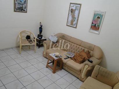 SALA DE ESTAR - Casa 2 Dormitórios