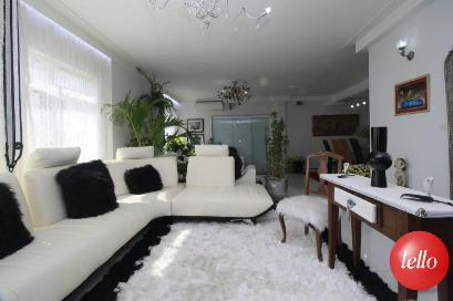 SALA DOIS AMBIENTES - Apartamento 4 Dormitórios