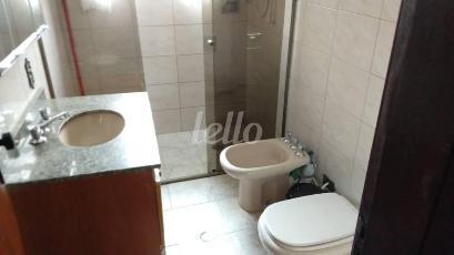 BANHEIRO SUÍTE - Casa 4 Dormitórios