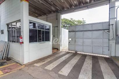 PORTÃO DE ENTRADA - Galpão/Armazém