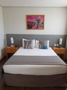 QUARTO - Apartamento 1 Dormitório