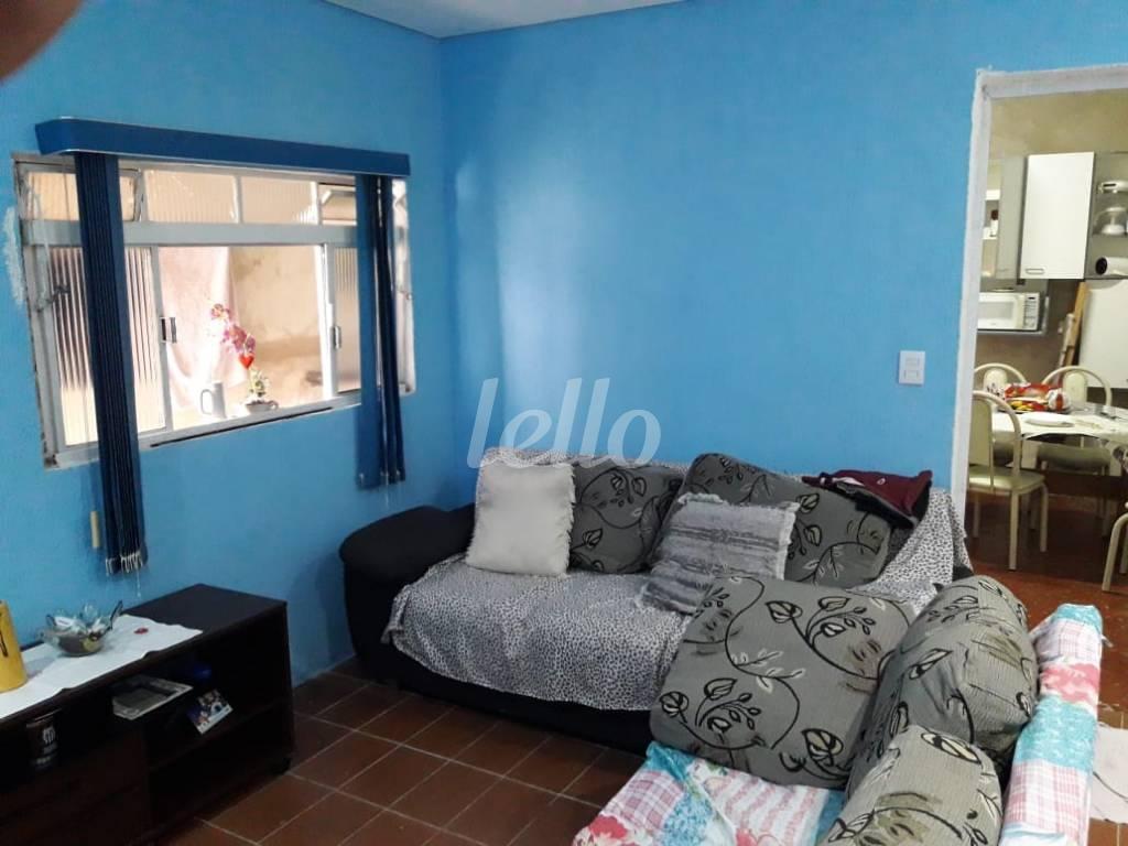 SALA DE ESTAR - Casa 1 Dormitório