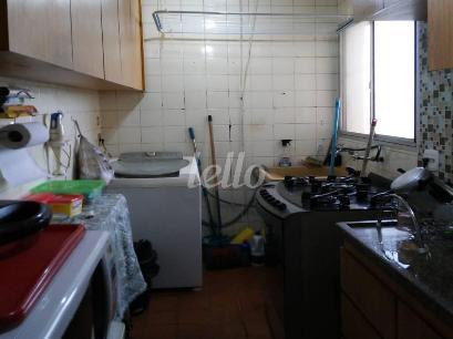COZINHALAVANDERIA - Apartamento 2 Dormitórios
