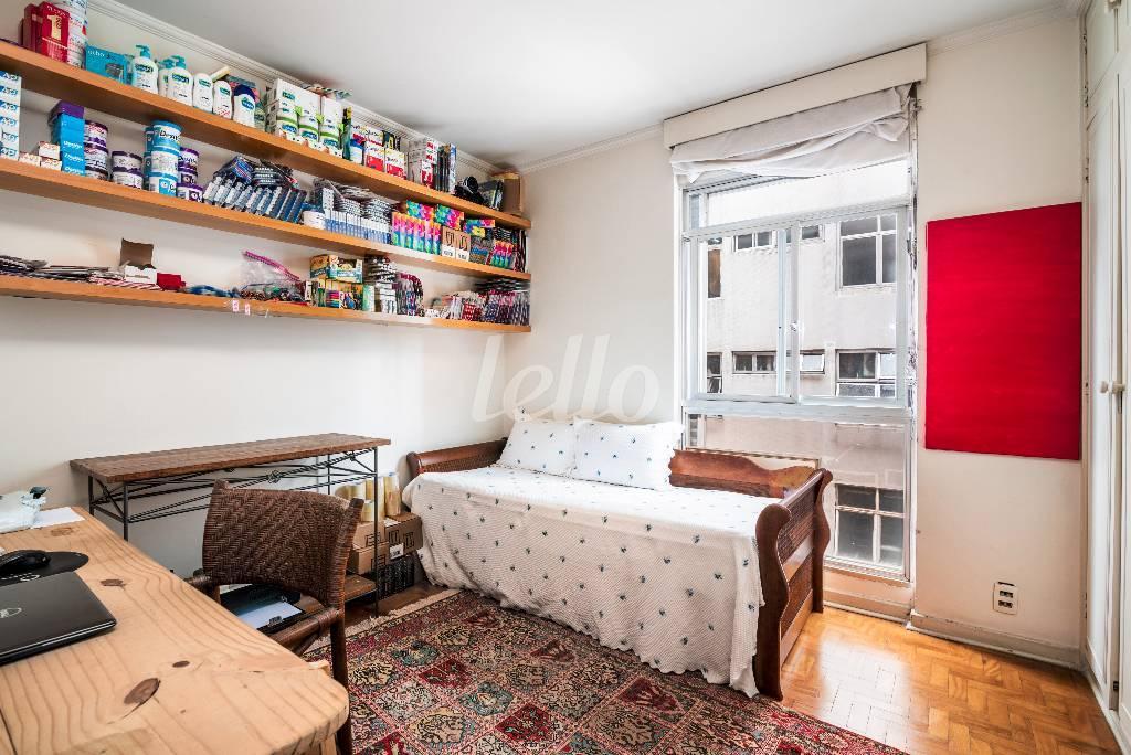 DORMITÓRIO - Apartamento 3 Dormitórios