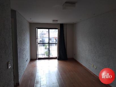 SALA E SACADA  - Apartamento 2 Dormitórios