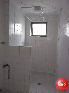 AREÁ DE SERVIÇO - Apartamento 1 Dormitório