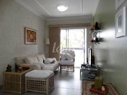 SALA 2 AMBIENTES - Apartamento 3 Dormitórios