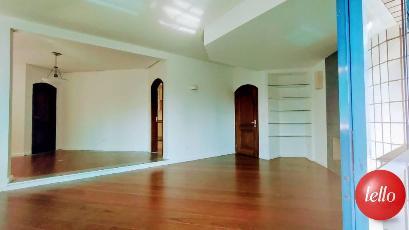 SALA COM LAVABO - Apartamento 3 Dormitórios