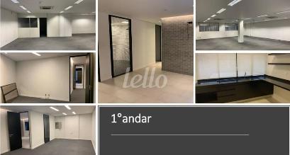 1 ANDAR - Prédio Comercial
