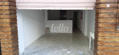 FACHADA - SALÃO - Salão