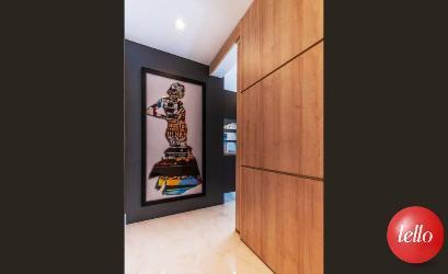 HALL ENTRADA - Apartamento 1 Dormitório